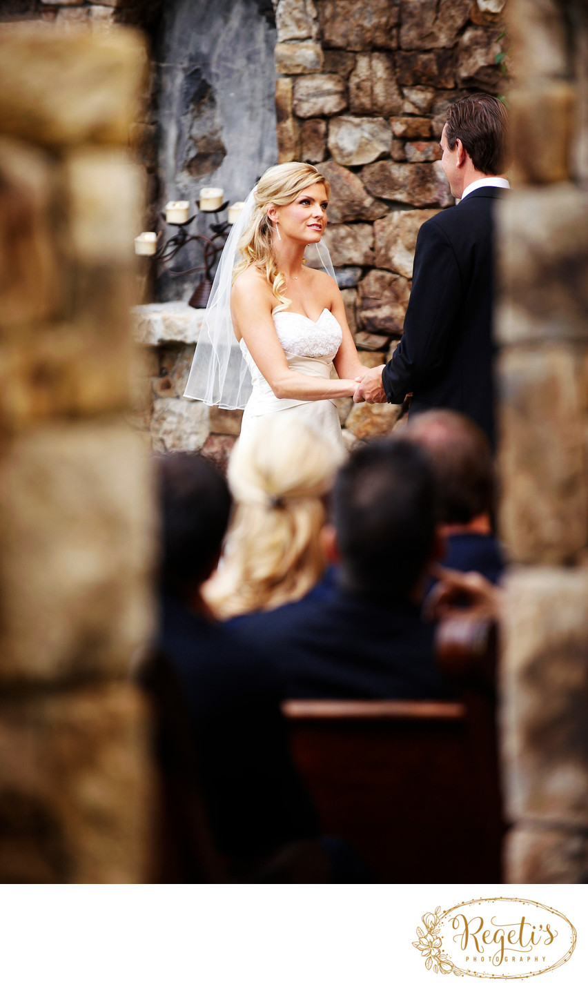 The Vows Chapel Style
