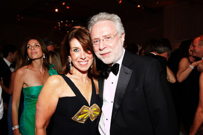 Wolf Blitzer at the Four Seasons