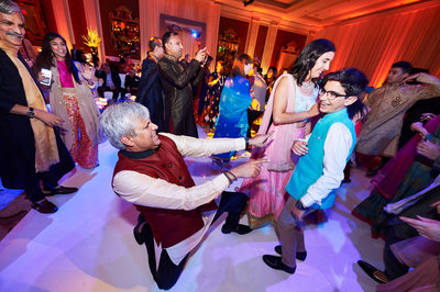 Indian Wedding at Mandarin Oriental Hotel in Washington DC