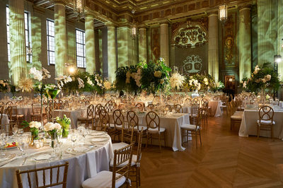 Luxurious Weddings at the Andrew Mellon Auditorium