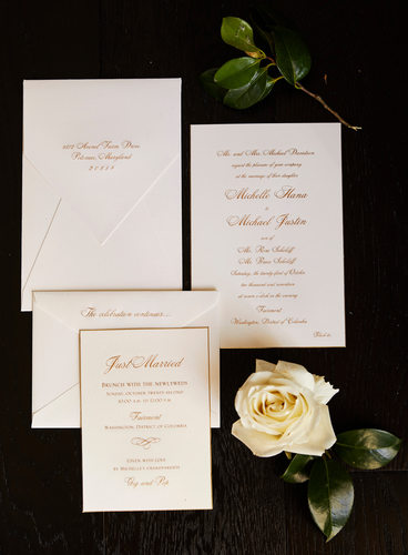 Styled Invitations