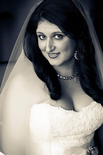 Gitu's Bridal Portait at Four Seasons
