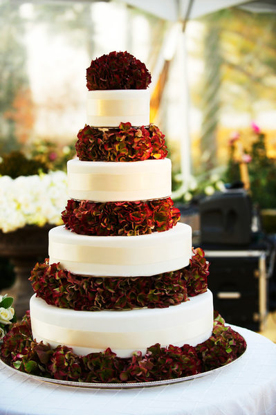 Wowza Wedding Cake