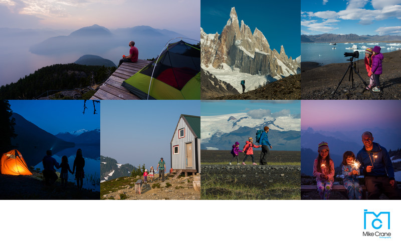 Whistler outdoor lifestyle and adventure photographer