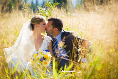 Summer wedding photography in Whistler, BC, Canada