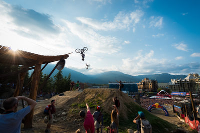 Red Bull Joyride at Whistler Crankworx