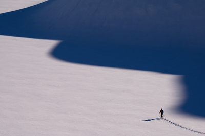 Canadian ski touring and adventure photographer