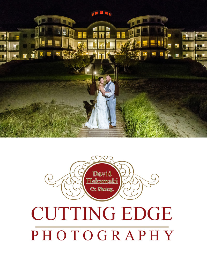 Destination Weddings by David Hakamaki from Cutting Edge Photography in Iron Mountain, Michigan