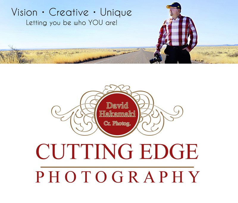 David Hakamaki, owner of Cutting Edge Photography in Iron Mopuntain, Michigan