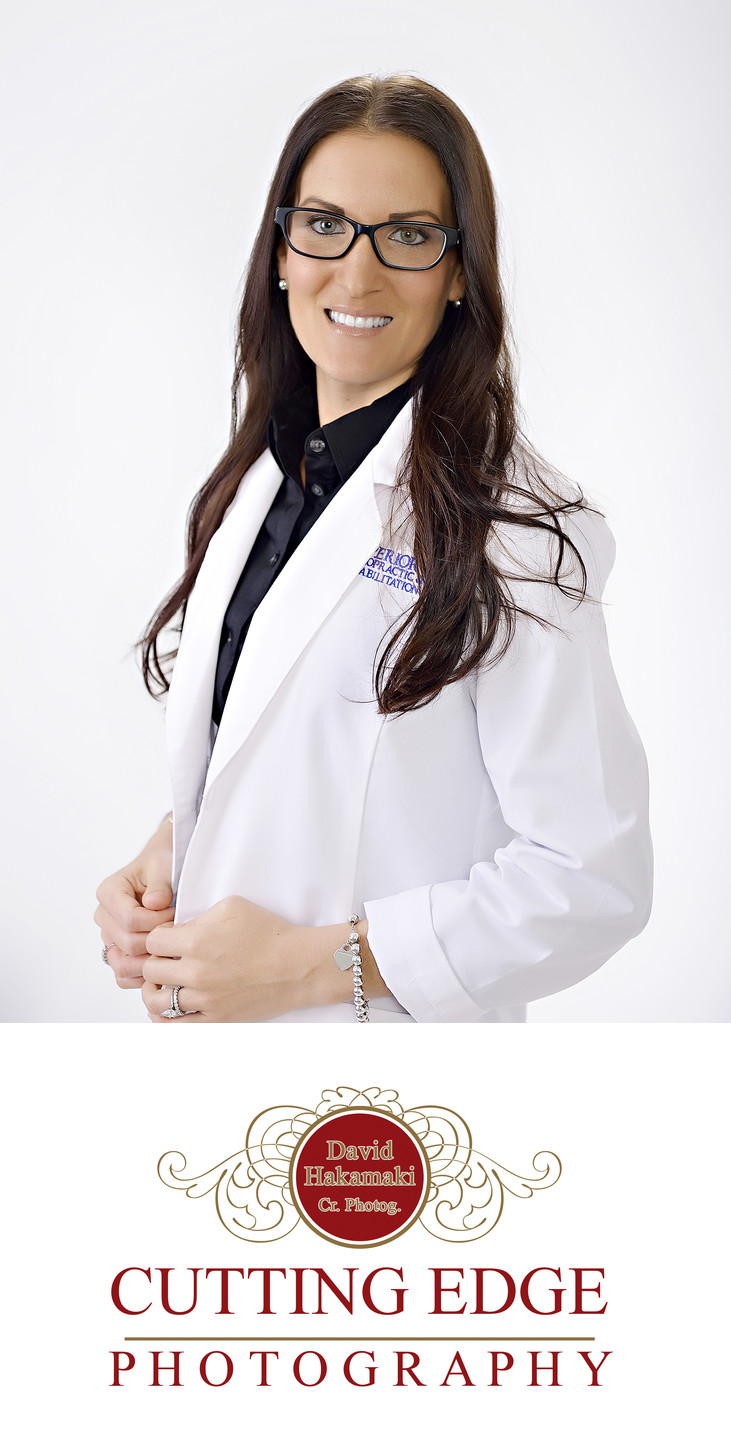 Physician Portraits by Cutting Edge Photography