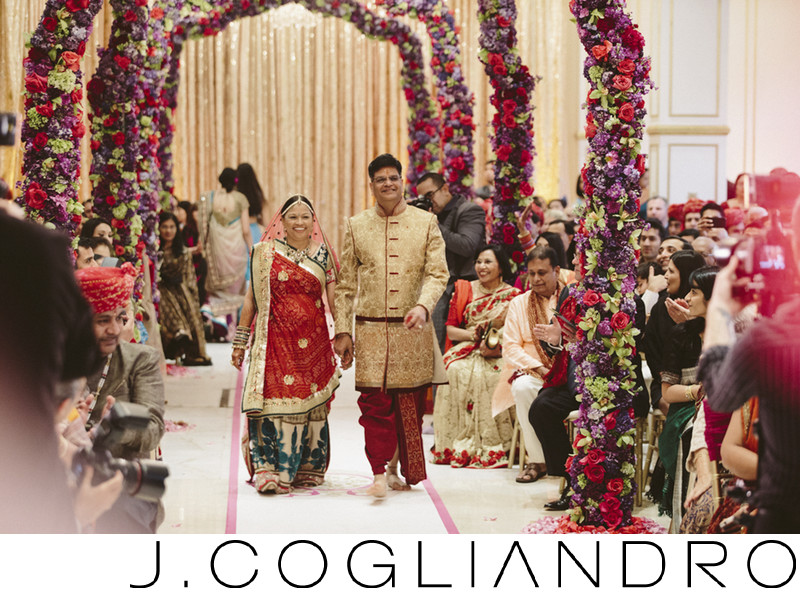 Indian Wedding Ceremony Photography in Houston