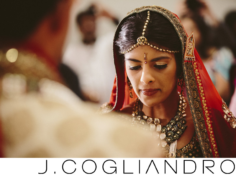 Beautiful Indian Bridal Photography in Houston