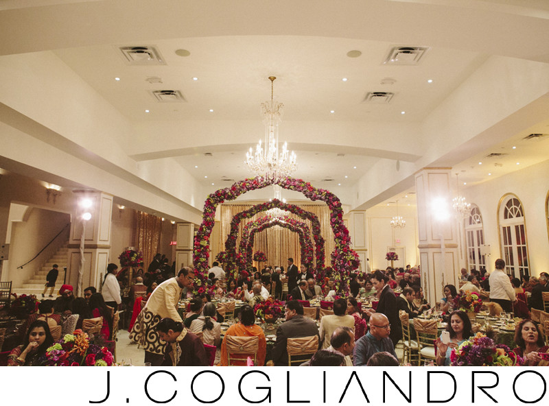 Beautiful Wedding Venues at Chateau Cocomar in Houston