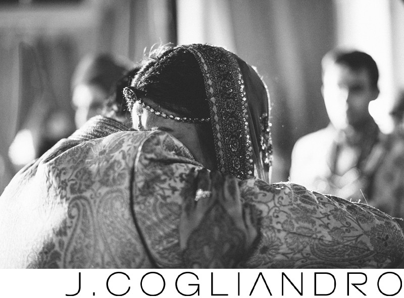 Hug the Bride Weddings at Chateau Cocomar Houston