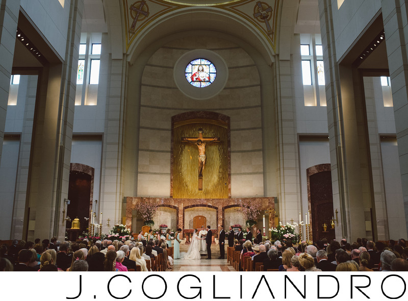 Co-Cathedral of the Sacred Heart Wedding Alter