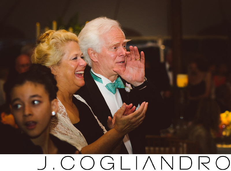 Father of the Bride at Texas Corinthian Yacht Club