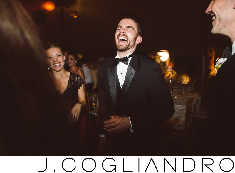Laughter Best Houston Wedding Reception Photography