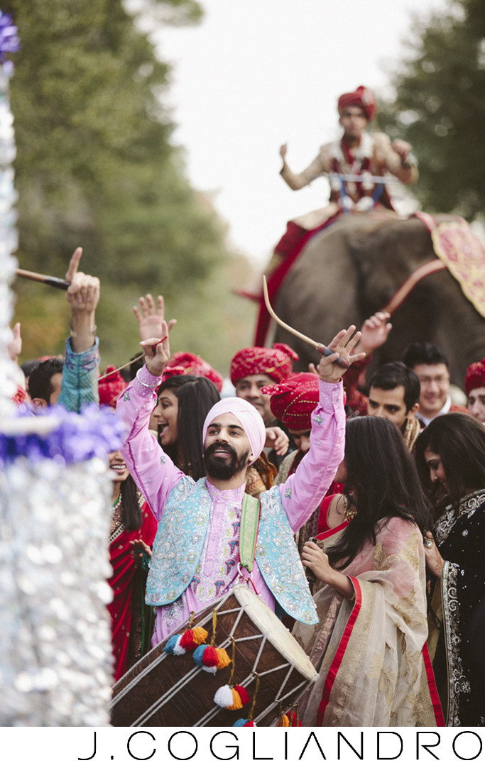 South Asian Wedding Photojournalism in Houston