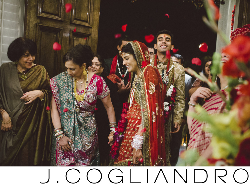 Indian Weddings at Chateau Cocomar in Houston