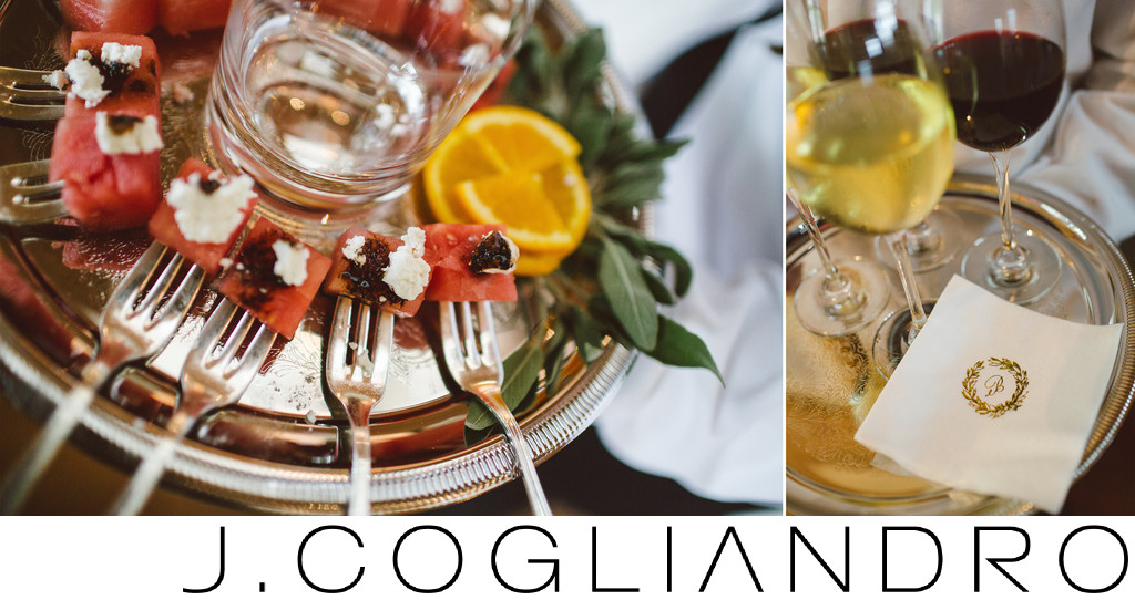 Reception Drinks and Eats Texas Corinthian Yacht Club