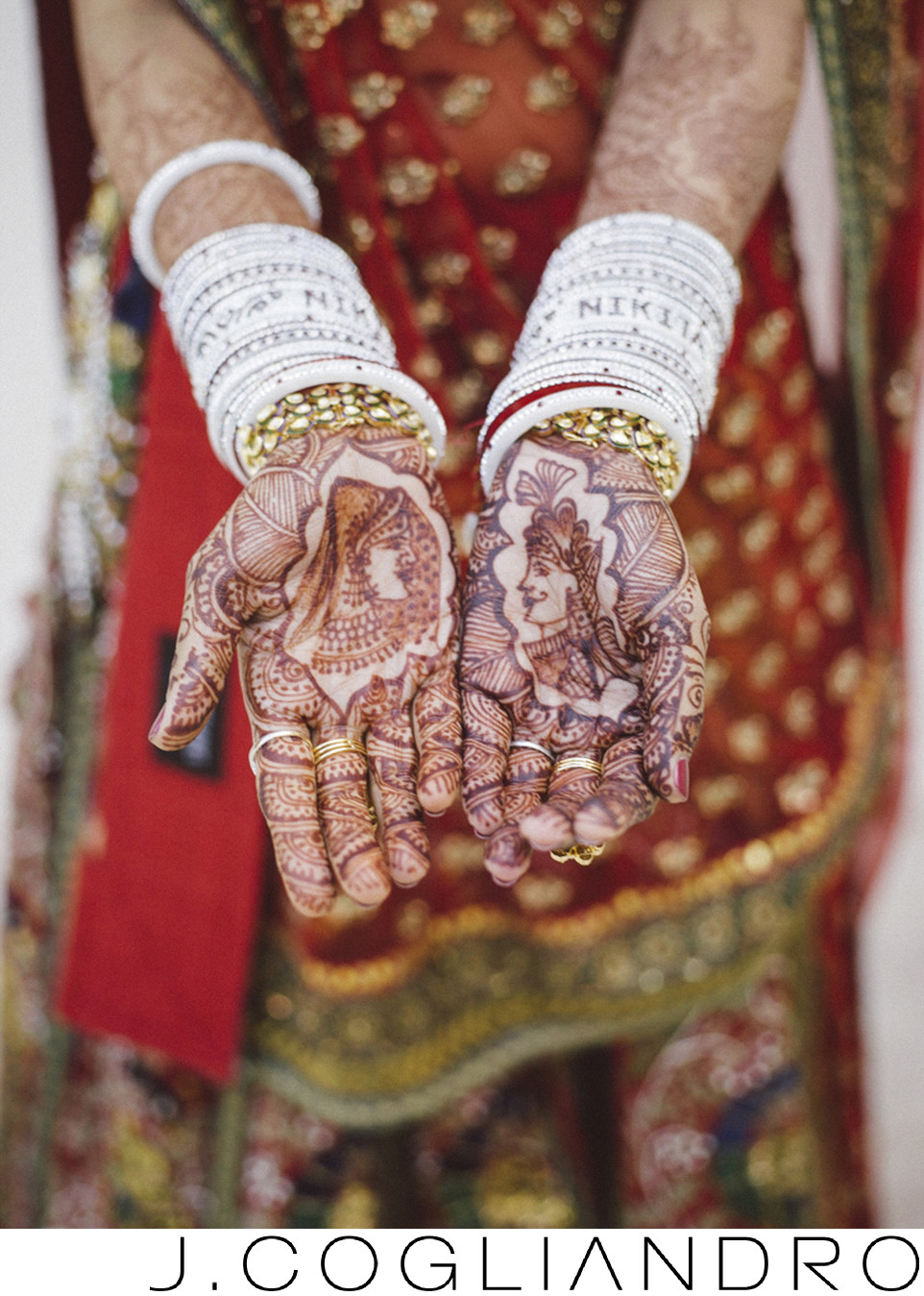 Bridal Henna Beautiful Indian Wedding Details Houston