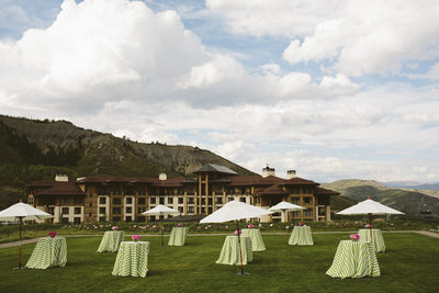 Weddings at the Viceroy Snowmass in Aspen