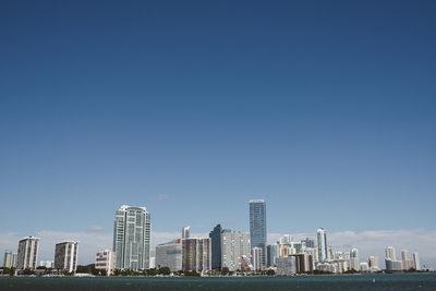 Miami Skyline with Best Destination Wedding Photography