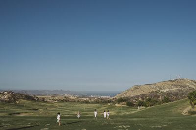 Destination Wedding at Querencia Golf Club in Los Cabos
