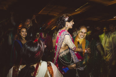 Best South Asian Wedding Photography at Hilton-Americas
