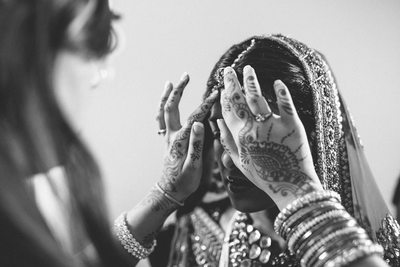Fine Art Photography with Indian Weddings in Houston