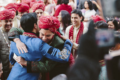 Guests Embrace South Asian Weddings in Houston