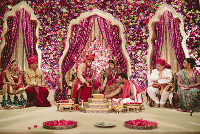 Stunning Indian Wedding Photography in Houston