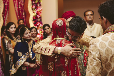Emotions South Asian Wedding Photography in Houston