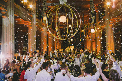 Best Wedding Receptions at The Corinthian in Houston
