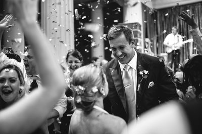 Owen Daniels Wedding at The Corinthian Houston