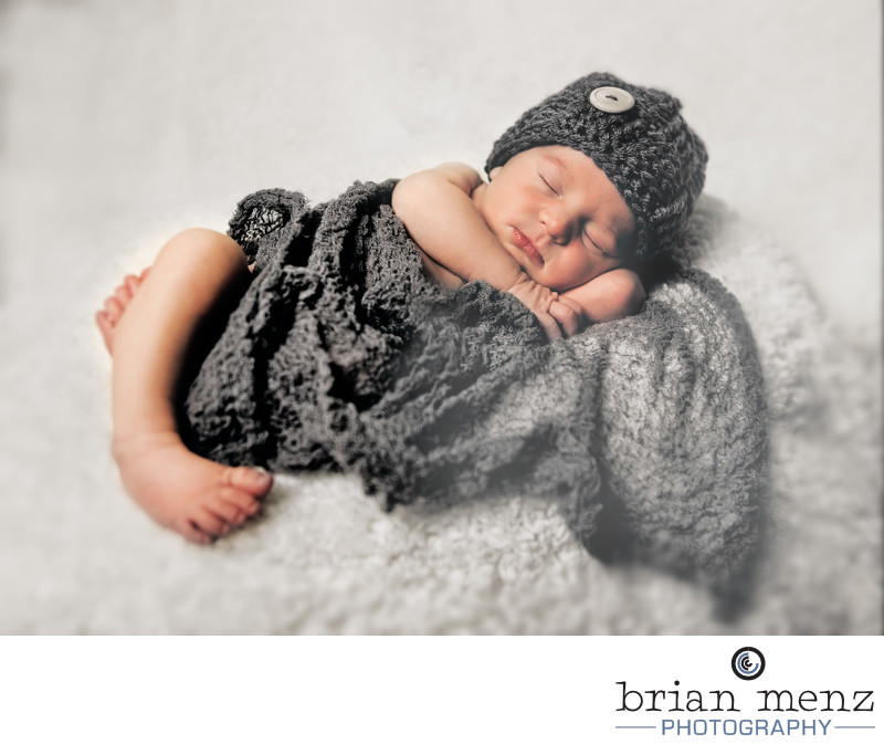 Photographer Newborn Baby Portage Michigan