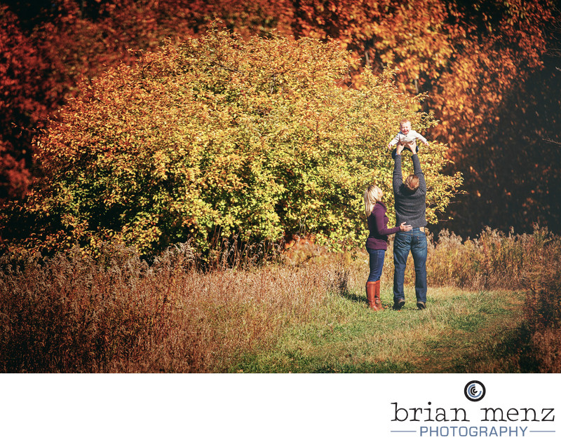 fall kalamazoo michigan family photography
