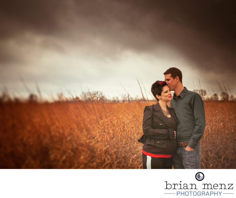 kalamazoo michigan maternity photographer
