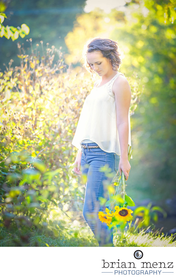 flowers-high-school-senior-photo-kalamazoo-michigan