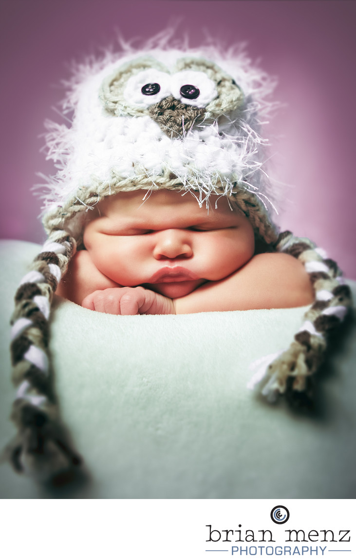 Best Southwest Michigan Newborn Photography