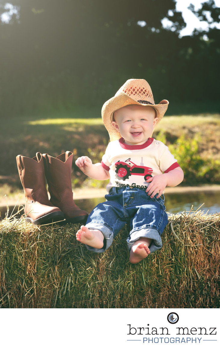 kalamazoo-family-photographer-cowboy-toddler