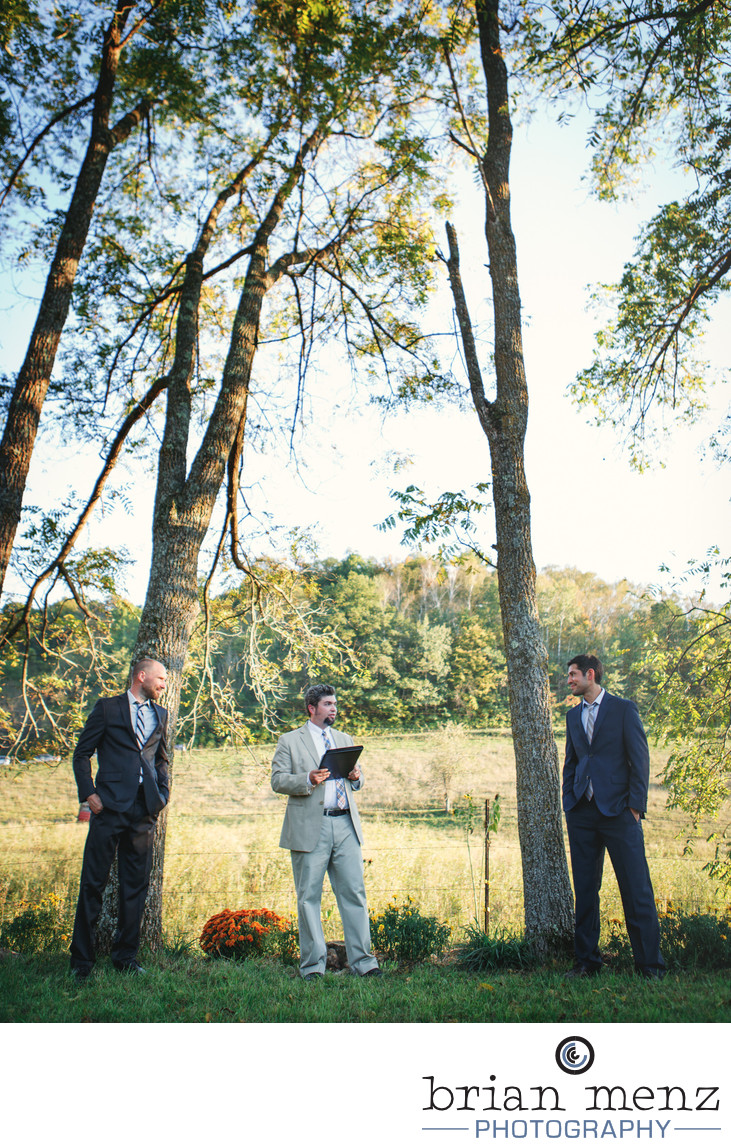gay lgbt wedding ceremony kalamazoo michigan photographer