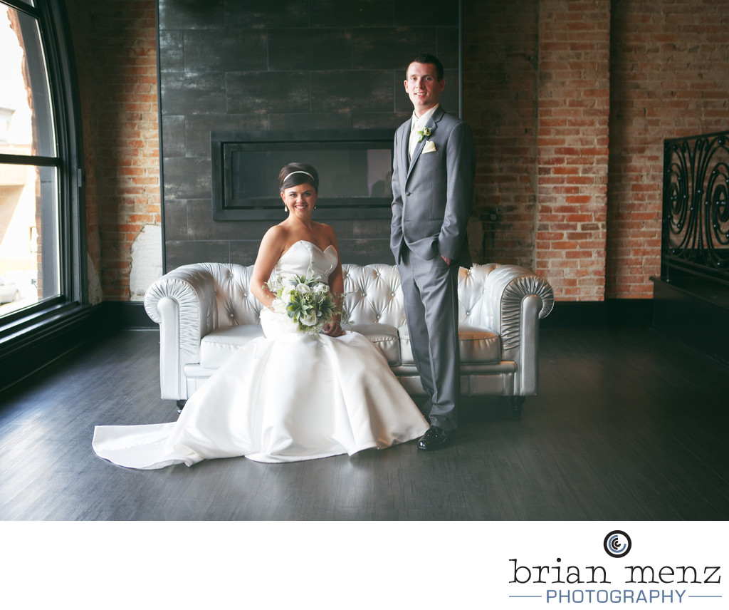 kalamazoo michigan loft 310 wedding photographer