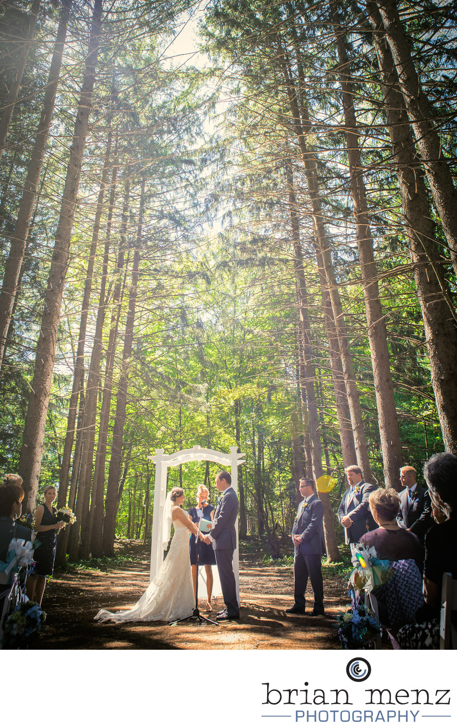 Best Stony Creek Metro Park Wedding Photography