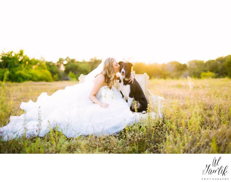 Texas Wedding Woman's Best Friend