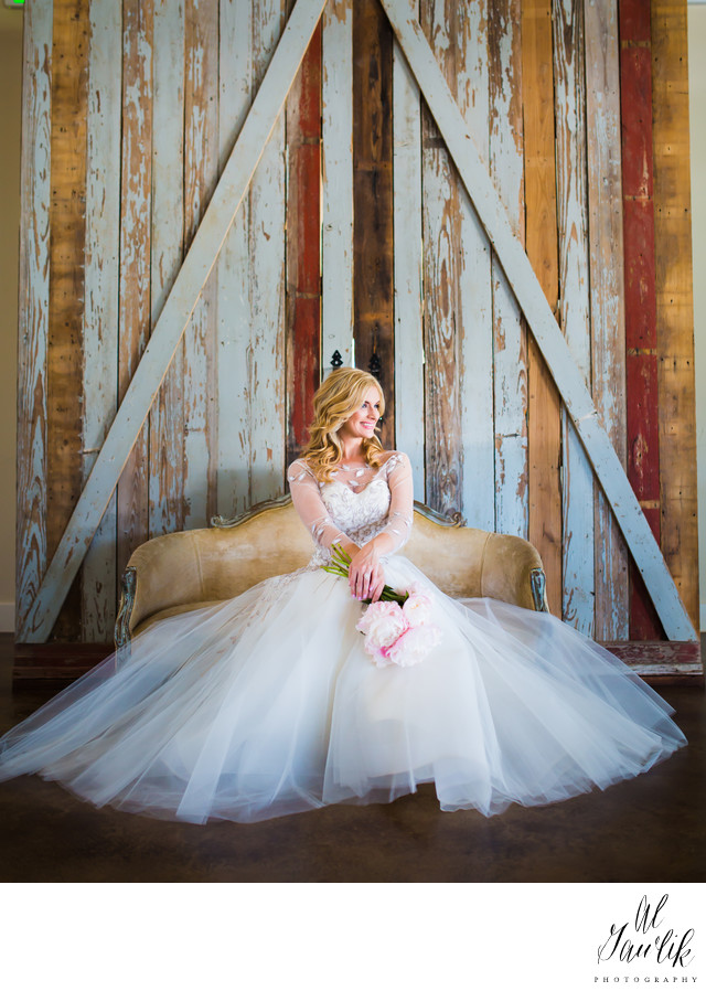 Texas Wedding Photographer stunning portrait