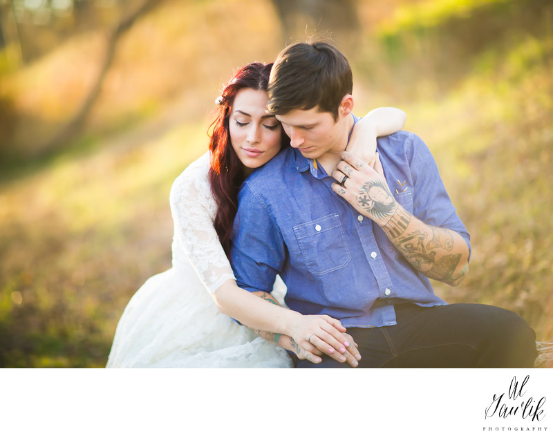 Austin Texas Engagement Photographer Serene Scene