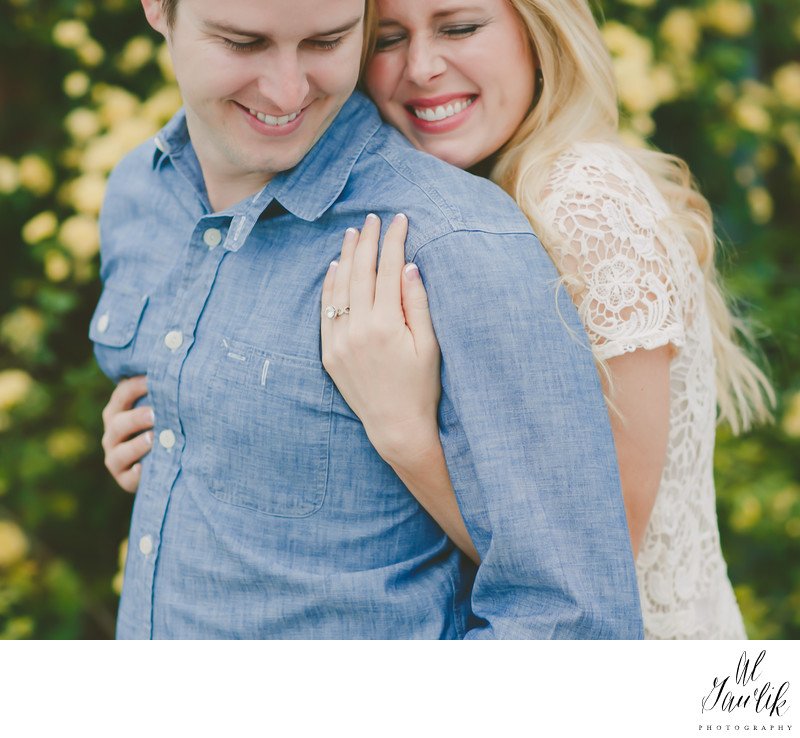 Texas Engagement Photographer How Happy is Happy couple