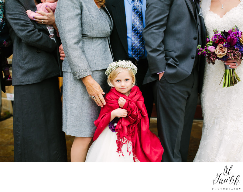 Texas Wedding Photographer Family Portrait