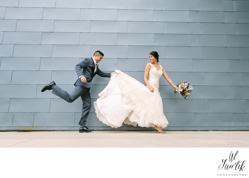 Austin Wedding Photographer. Downtown Austin wedding